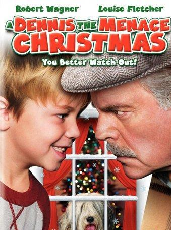 Деннис - мучитель Рождеств