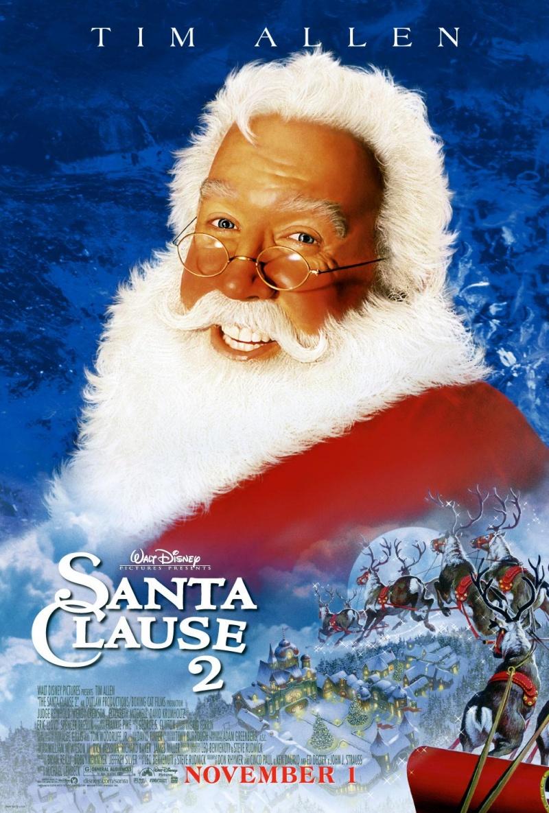 Санта Клаус 2
