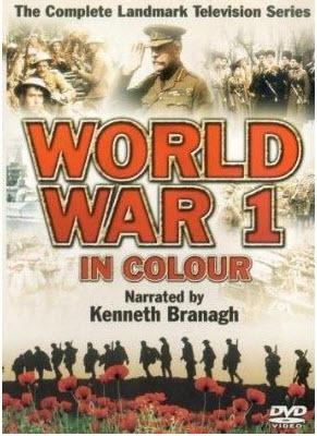 Первая Мировая война в цвете 7 серий онлайн