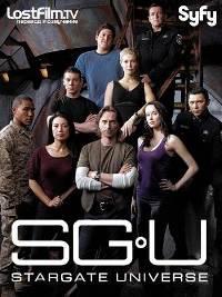 Звездные врата. Вселенная (2010, 2 сезон) - смотреть онлайн, сериал