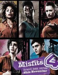 Отбросы (2010, 2 сезон) - смотреть онлайн