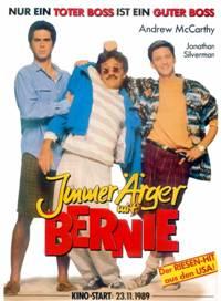Смотреть онлайн: Уикенд у Берни (1989)