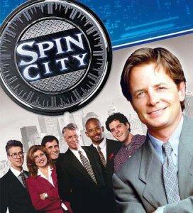 Сериал Спин Сити / Spin City - смотреть онлайн