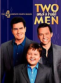 """4 сезон сериала """"Два с половиной человека"""" - смотреть онлайн"""