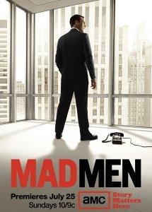 Сериал: Безумцы / Mad Men - смотреть онлайн