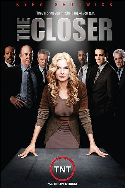 Сериал: Ищейка / The Closer (2007) 3 сезон - смотреть онлайн