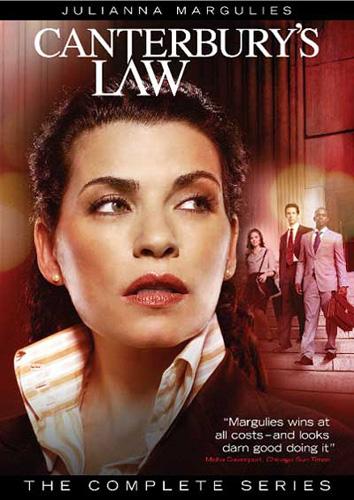 Кентерберийский закон | Canterbury's Law (1 сезон) ТВ Сериалы Онлайн