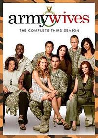 Армейские жены / Army Wives 3 сезон - смотреть онлайн