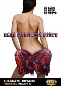 Блю Маунтин Стэйт / Blue Mountain State - 3 сезон смотреть онлайн