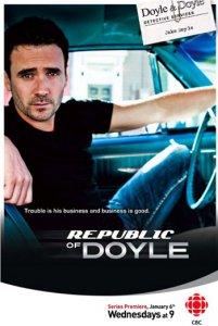 Дело Дойлов / Republic of Doyle (2010-2011) смотреть онлайн