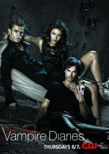 Дневники вампира / The Vampire Diaries 3 сезон онлайн