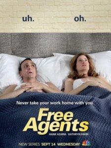 Свободные агенты / Free Agents (2011) смотреть онлайн