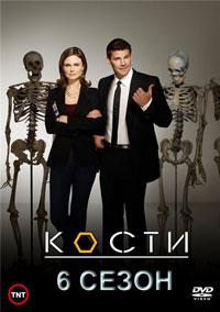 Bones / Кости / 6 сезон (2010) Новые сериалы онлайн
