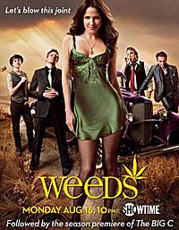 Косяки / Дурман / Weeds 3 Сезон - смотреть онлайн