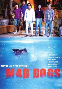 Бешеные псы / Mad Dogs / 2 сезон - смотреть онлайн