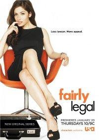 Все законно / Fairly Legal / 1 сезон (2011) сериалы онлайн