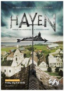 Сериал Хейвен / Haven (2010-2011) смотреть онлайн