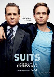 Иски / Костюмы в законе / Suits (2011) смотреть онлайн