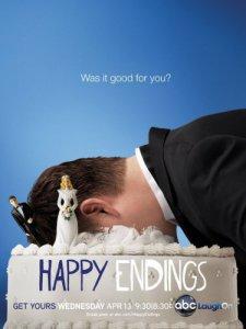 Счастливый конец / Happy Endings / 1 Сезон (2011)