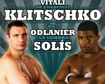 Виталий Кличко vs Одланьер Солис / Boxing: Vitali Klitschko vs Odlanier Solis (2011) TB Передачи онлайн
